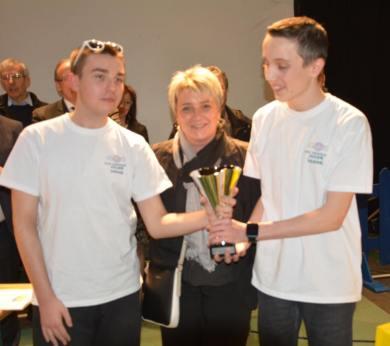 Qualification Régionale des Trophées de Robotique à Hirson !