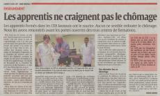 17-03-06 S10 Les apprentis ne craignent pas le chômage......(L'Aisne Nlle.)