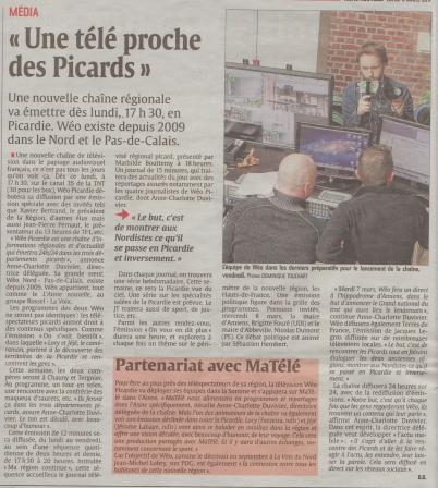 17-03-06 S10 Nouvelle chaîne régionale......(L'Aisne Nlle.)