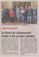17-03-14 S11 Sains-Richt. Livret de citoyenneté......(L'Aisne Nlle.)