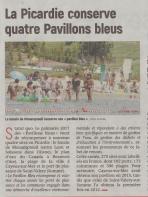17-05-16 S20 La Picardie conserve 4 pavillons bleus....(L'Aisne Nlle du 20.)