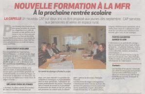 17-05-18 S20 La Capelle. Formation à la MFR....(La Thiérache)