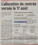 17-08-05 S31 Allocation de rentrée scolaire....(L'Aisne Nlle.)