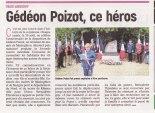 17-08-19 S33 Vaux-Andigny. Gédéon Poizot, ce héros....(L'Aisne Nlle.)