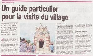 17-08-22 S34 Chevresis-Monceau. Visite du village....(L'Aisne Nlle.)