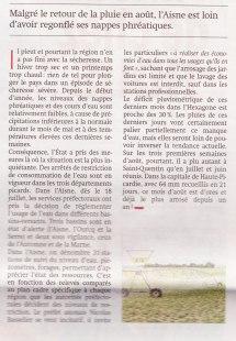 17-08-24 S34 Météo et nappes phréatiques....(L'Aisne Nlle.)