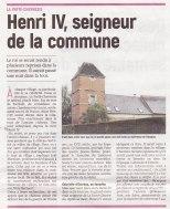 17-09-11 S37 La Ferté-Chevresis. Henri IV....(L'Aisne Nlle.)