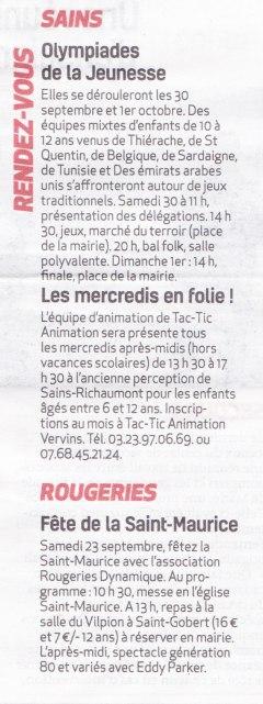 17-09-21 S38 Rendez-vous Sains - Rougeries....(La Thiérache)
