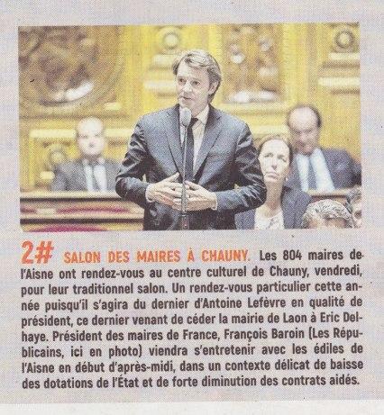 17-10-09 S41 Salon des Maires à Chauny....(L'Aisne Nlle.)