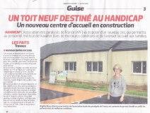 17-10-12 S41 APF. Nouveau centre d'accueil à Guise....(La Thiérache)