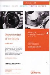 17-10-15 S42 Sains-Richt. Rencontre d'artistes....(Thiérache du Centre)