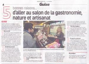 17-10-19 S42 Guise. Salon de la gastronomie....(La Thiérache)