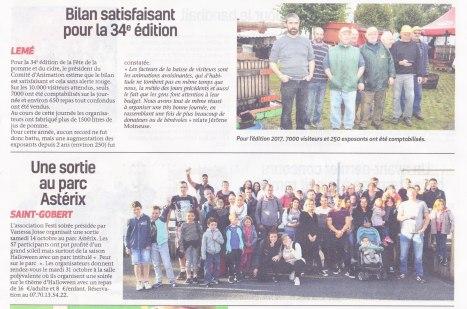 17-10-19 S42 Lemé et St Gobert....(La Thiérache)