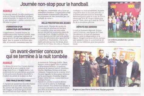 17-10-19 S42 Marle. Handball et concours de boules....(La Thiérache)