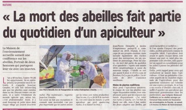 17-11-25 S47 La mort des abeilles ....(L'Aisne Nlle.)