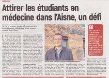 17-11-27 S48 Etudiants en médecine ....(L'Aisne Nlle.)
