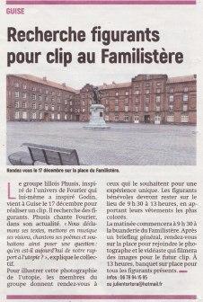 17-11-30 S48 Guise. Clip au Familistère ....(L'Aisne Nlle.)