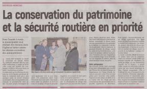 18-01-29 S 05 Chevresis-Monçeau. Pour l'année à venir.....(L'Aisne Nlle)