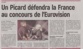 18-01-29 S 05 Un Picard à l'eurovision.....(L'Aisne Nlle)
