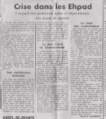 18-02-02 S 05 Crise dans les Ehpad....(Le Démocrate)