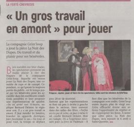 18-02-15 S 07 La Ferté-Chevresis. La compagnie Grim'loup.....(L'Aisne Nlle)