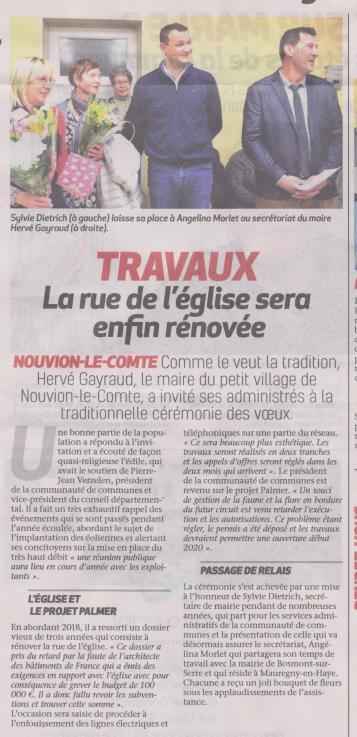 18-02-15 S 07 Nouvion-le-Comte. Voeux du maire....(La Thiérache)