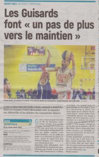 18-03-06 S 10 Basket Guise.....(L'Aisne Nlle)