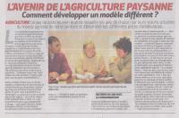 18-03-08 S 10 L'avenir de l'agriculture paysanne....(La Thiérache)