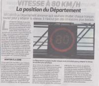 18-03-08 S 10 Position du Département pour les 80 km.h....(La Thiérache)