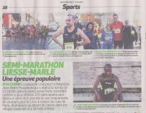 18-03-15 S 11 Semi-marathon Liesse-Marle.....(La Thiérache)