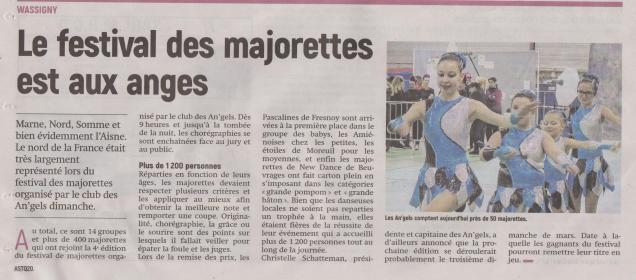 18-03-15 S 11 Wassigny. Festival ds majorettes.....(L'Aisne Nlle)