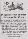 18-03-16 S 11 Parcourt du coeur.....(Le Démocrate)