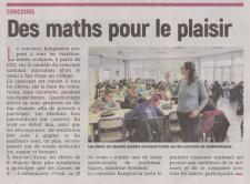 18-03-17 S 11 Des maths pour le plaisir.....(L'Aisne Nlle)
