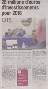 18-03-20 S 12 Budget Conseil d'agglo.....(L'Aisne Nlle)