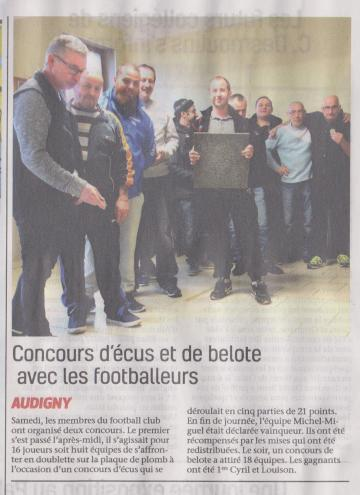 18-03-22 S 12 Audigny. Concours d'écus et de belote....(La Thiérache )