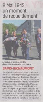 18-05-13 S 20 Ss-Richt. 8 Mai.....(La Thiérache du 17 )