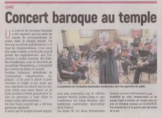 18-05-15 S 20 Lemé. Concert baroque au temple...(L'Aisne Nlle )