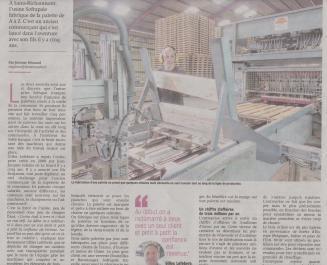 18-05-18 S 20 Ss-Richt. L'usine Sofrapale...(L'Aisne Nlle )