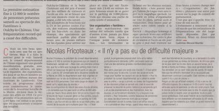18-07-30 S 31 Spectacle des Fantômes à Oulchy-le-Château .....(L'Aisne Nlle )