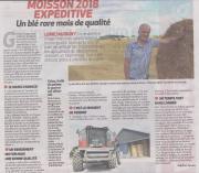 18-08-02 S 31 Moisson 2018 expéditive.....(La Thiérache)