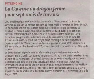 18-08-23 S 34 La Caverne du dragon.....(L'Aisne Nlle )