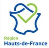 Logo Haut de France. Capture