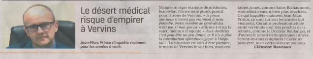 18-08-30 S 35 Désert médical à Vervins.....(La Thiérache )