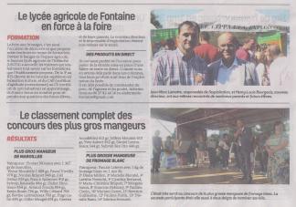 18-09-06 S 36 Foire aux fromages.....(La Thiérache )