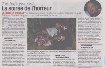 18-09-06 S 36 Soirée de l'horreur à Le Hérie.....(La Thiérache )