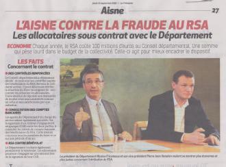 18-09-10 S 37 Contre la fraude au RSA.....(La Thiérache )