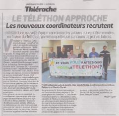 18-09-10 S 37 Le Théléthon.....(La Thiérache )