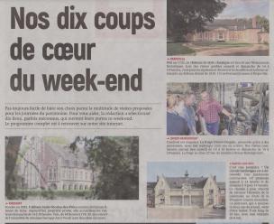 18-09-15 S 37 Journées du patrimoine 01.....(L'Aisne Nlle.)
