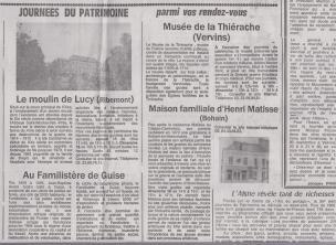 18-09-15 S 37 Journées du patrimoine....(Le Démocrate du 14-0)
