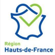 Logo Haut de France. Capture